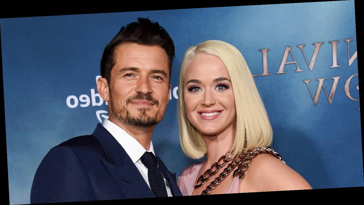 Katy Perry and Orlando Bloom Are Planning a December Wedding