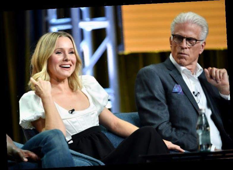 Kristen Bell's Character, Eleanor May Fight Over a Guy With You On-Screen but She Will Get High With You Off-Screen