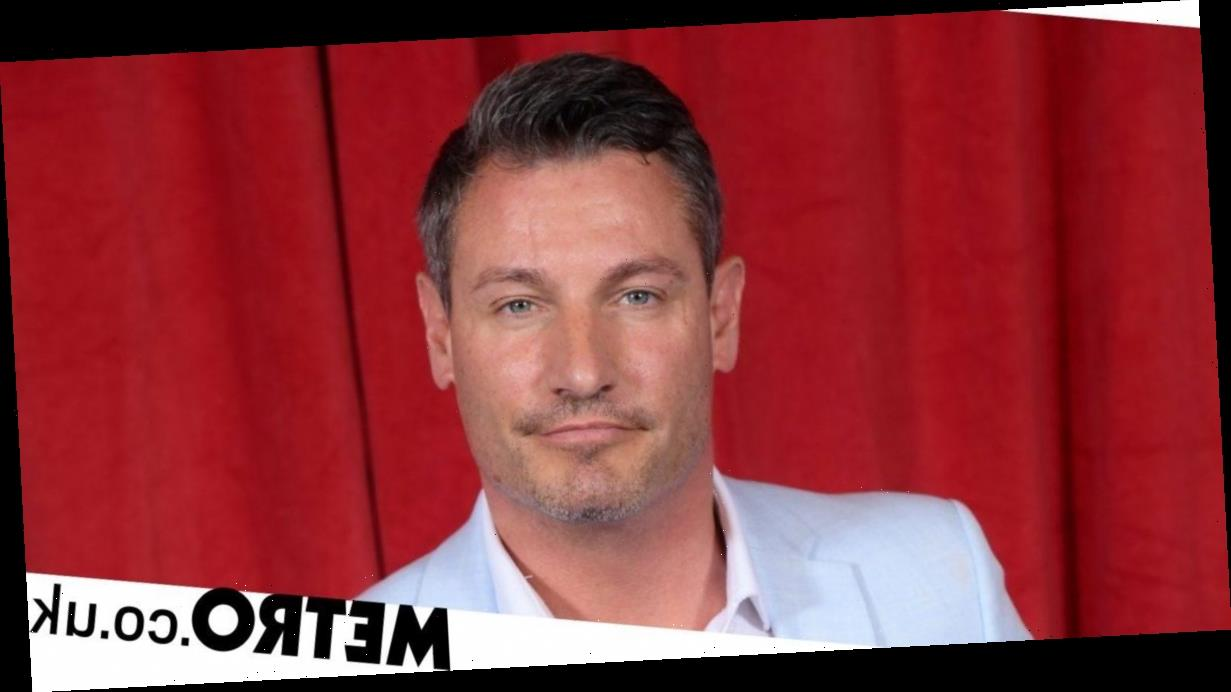 Dean Gaffney 'axed from EastEnders after asking stranger for sexy pictures'