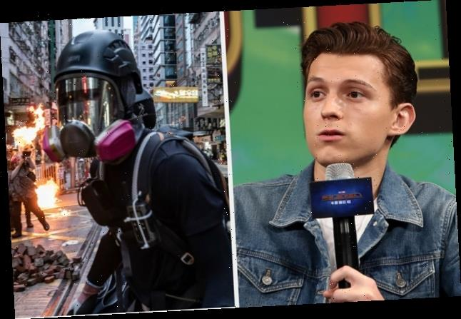 Incoming: Can Tom Holland Solve Climate Change Next
