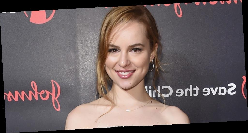 Bridgit Mendler Is A Married Woman; Weds Griffin Cleverly Over The Weekend!