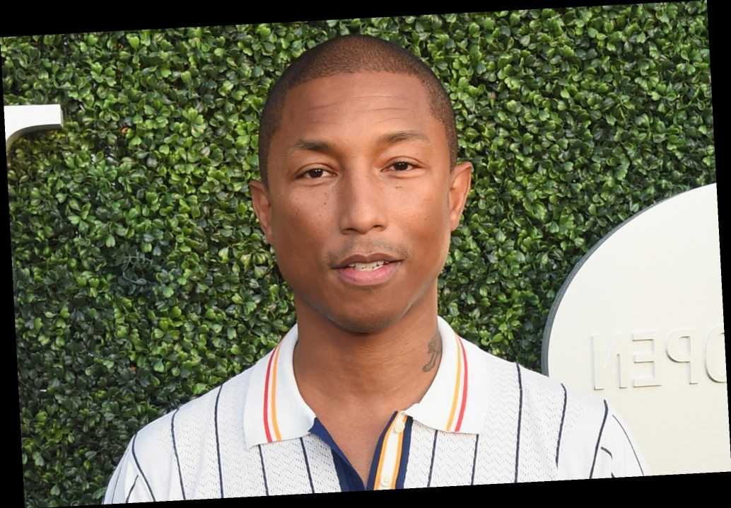 Pharrell says he hasn't 'been the same' since 'Blurred Lines' controversy