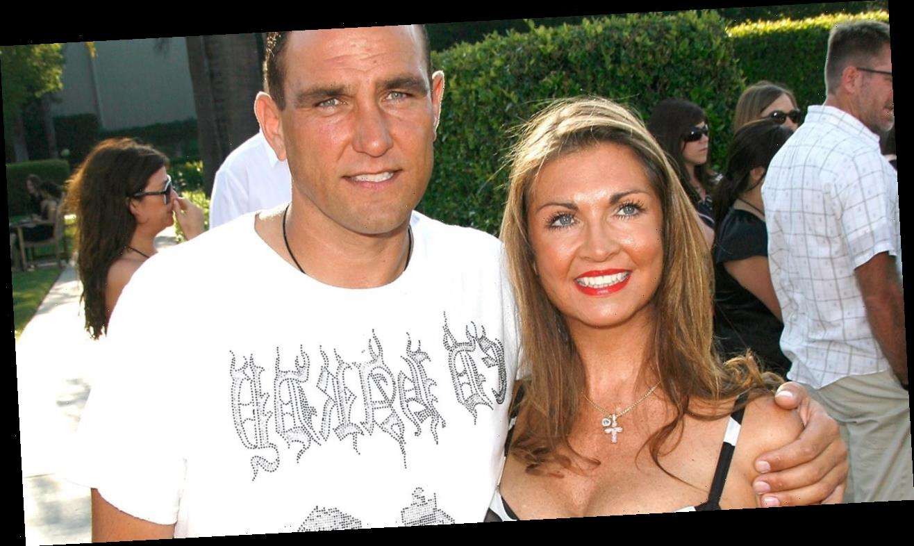 Vinnie Jones shares letter wife Tanya wrote to him before her death