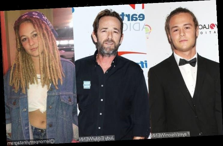 Luke Perry's Children Share Sweet Tributes in Commemoration of Late Actor's 53rd Birthday