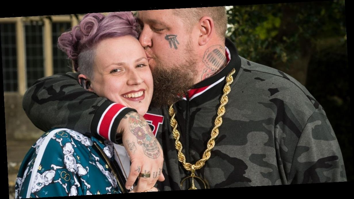 Rag 'n' Bone Man and wife split just six months after quirky tracksuit wedding