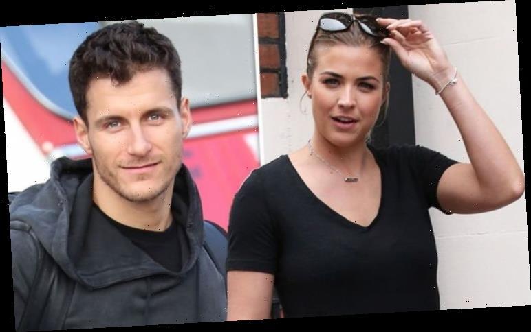 Gemma Atkinson issues boyfriend Gorka Marquez a stern warning: 'Don't say it!'