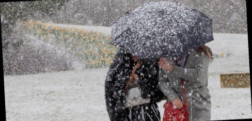 Met Office gives verdict on white Christmas as it releases long-range forecast