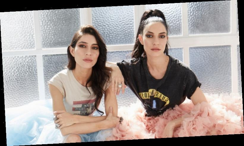 'Because we're Italian': The Veronicas on how they overcame family feud