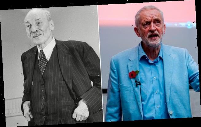 Jeremy Corbyn has driven me from the party I joined under Attlee