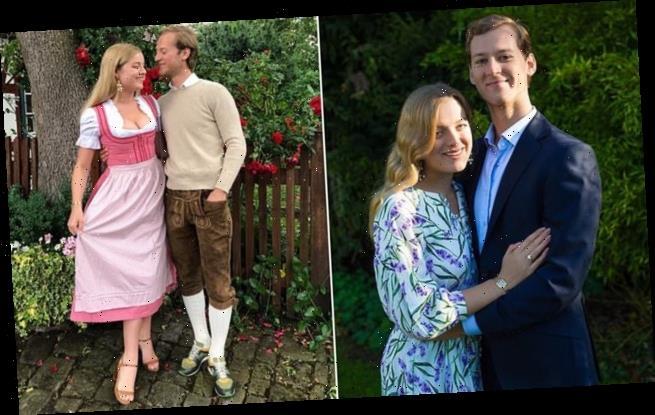 SEBASTIAN SHAKESPEARE: Flora Ogilvy is to marry Timothy Vesterberg