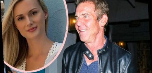Dennis Quaid Defends 39-Year Age Gap With Fiancée Laura Savoie!