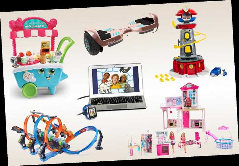 Christmas shoppers can save 20% on toys at Argos when they spend £20 this week