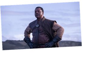 'The Mandalorian': Carl Weathers on the 'Many Possibilities' of Baby Yoda and the 'Blaze of Glory' in Episode 3