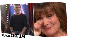 Simon Cowell calls Lorraine Kelly 'fit' on surprise birthday video message