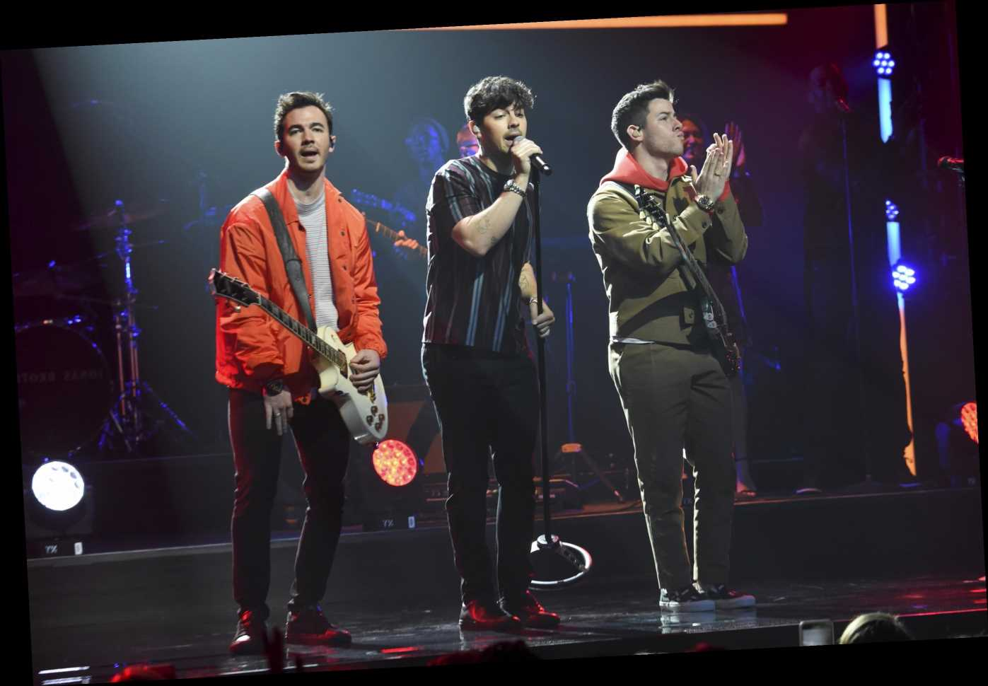 Jonas Brothers release new holiday song Like It's Christmas