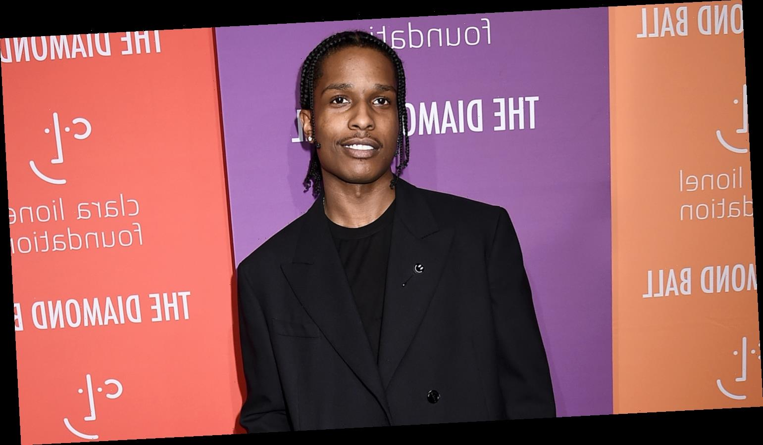 A$AP Rocky is Designing Uniforms for Swedish Prisons