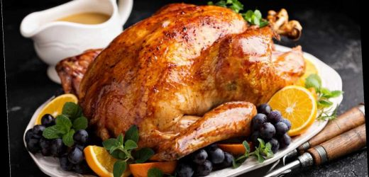 The Thanksgiving secret to cooking a moist turkey