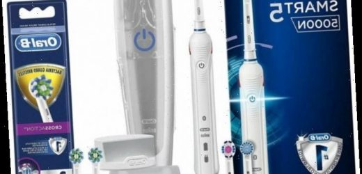 Ebay's Black Friday deals include Oral – B toothbrush worth £99 for £49 – The Sun