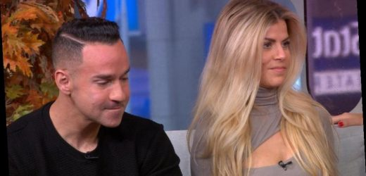 Mike 'The Situation' Sorrentino and wife Lauren open up about her miscarriage