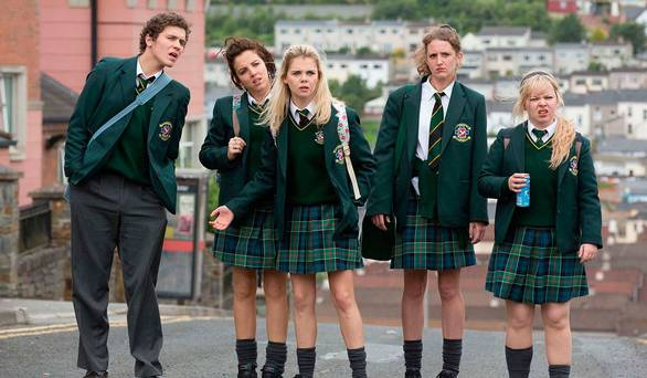 Derry Girls to cook up a storm on Great British Bake Off