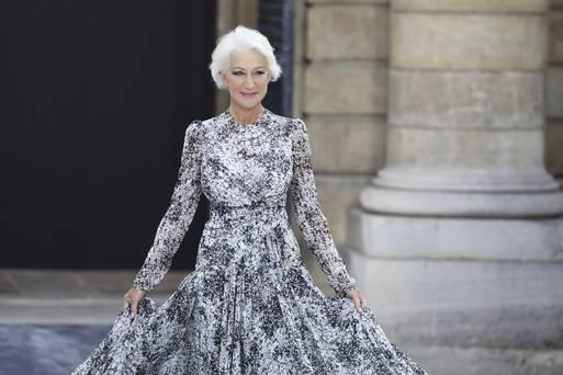 Helen Mirren says meeting Britain's Queen Elizabeth was a 'lesson in embarrassment'