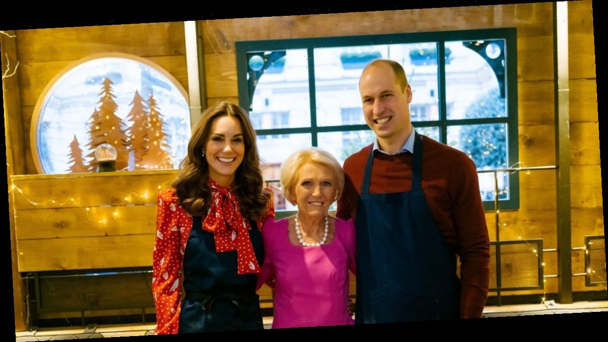 Mary Berry makes touching observation about William's sweet gestures to Kate