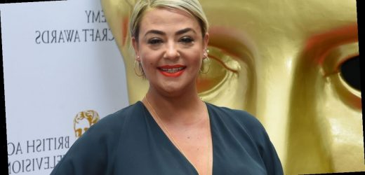 Lisa Armstrong is spotted 'leaving the same hotel' as music executive