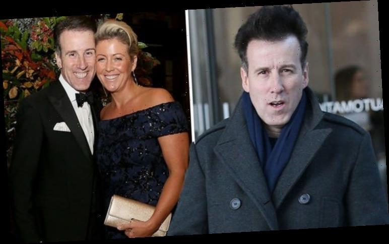 Anton Du Beke wife: 'She didn't know' Strictly pro speaks out in rare marriage admission