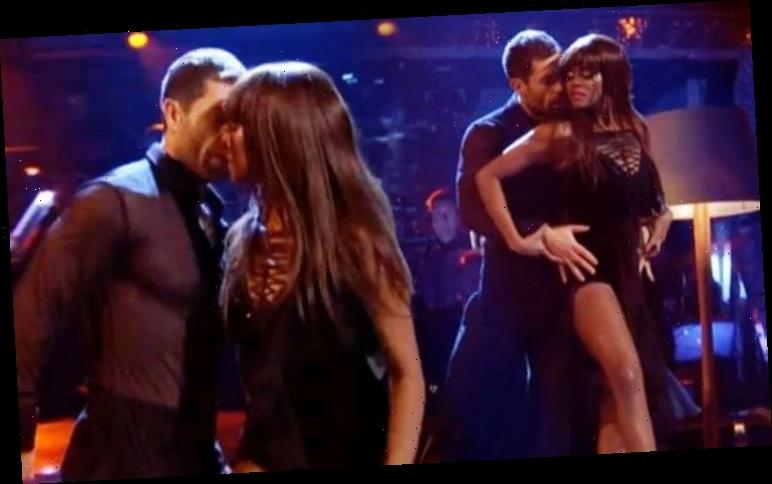 Strictly Come Dancing: Kelvin and Oti body language shows 'established a deep connection'