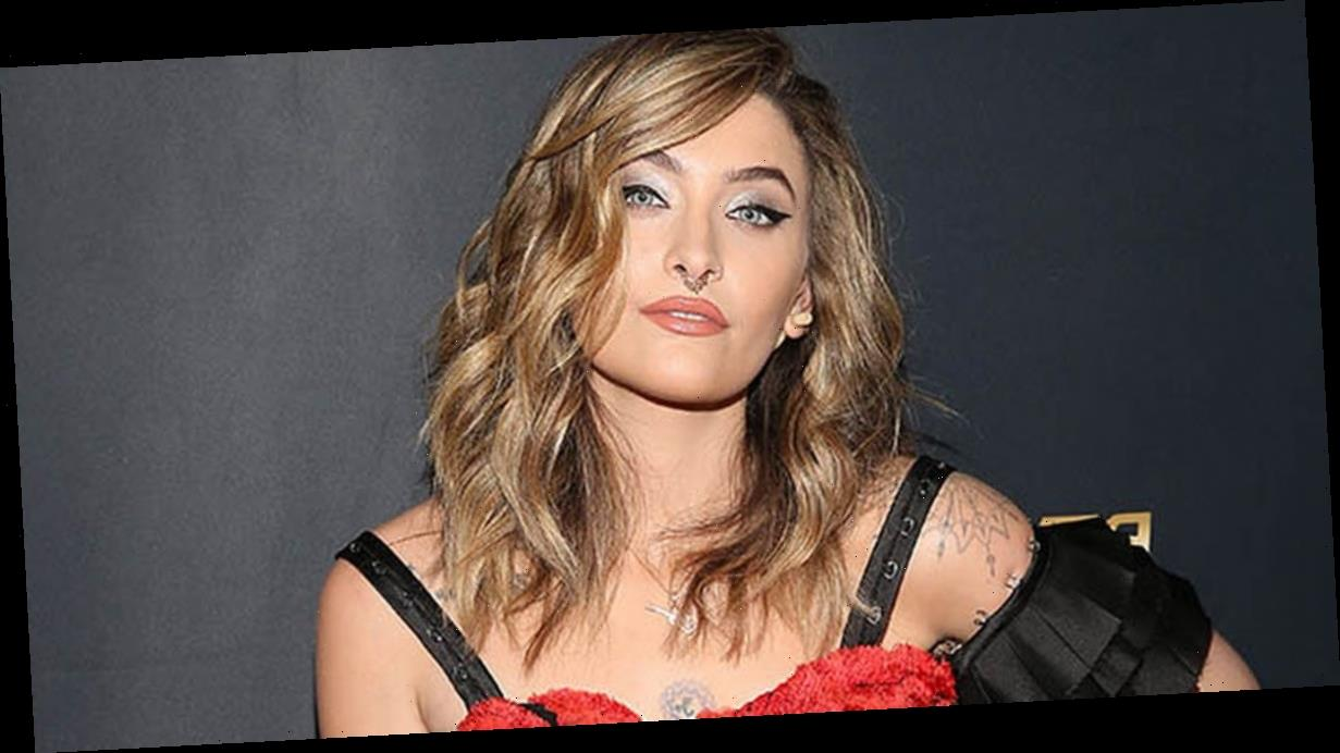 Michael Jackson's daughter Paris wows in lingerie amid conspiracy dad is alive