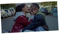 "Snoh Aalegra and Michael B. Jordan Spark Romance Rumors With Dreamy ""Whoa"" Video"