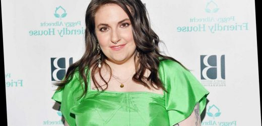 Lena Dunham Says Moving To Wales Helped Her Heal 'A Broken Heart'