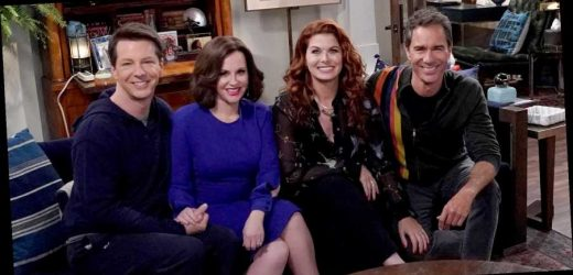 Almost Over! Debra Messing Shares Pic of 'Will & Grace' Set 'All Packed Up'