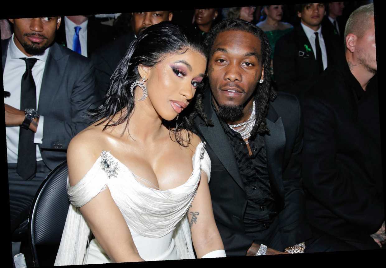 Cardi B Defends Husband Offset After His Instagram Account Is Hacked and His DMs Are Allegedly Leaked