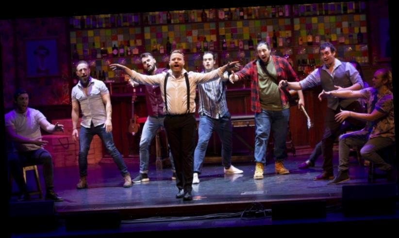 Choir of Man is the feelgood show of the summer