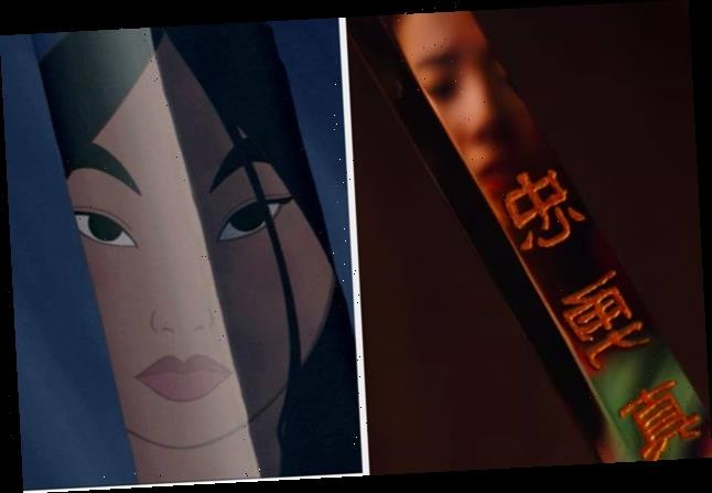 """Disney's First Trailer For The Live-Action """"Mulan"""" Contains Many References To The Animated Original"""
