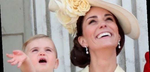 Kate Middleton Just Revealed Prince Louis's First Words
