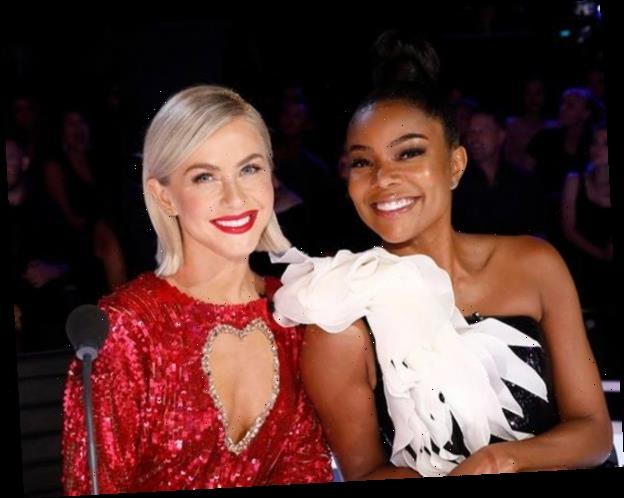 Julianne Hough Speaks Out About AGT Exit Amid Controversy