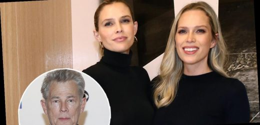 Sara and Erin Foster Felt 'Emotional Turmoil' Watching David Foster Raise Brandon and Brody Jenner