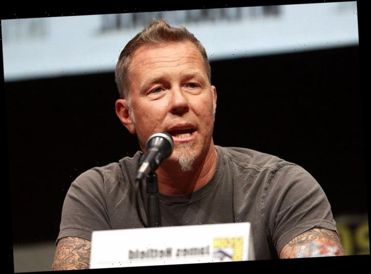 Metallica's James Hetfield To Open Up About Classic Car Collection In New Book