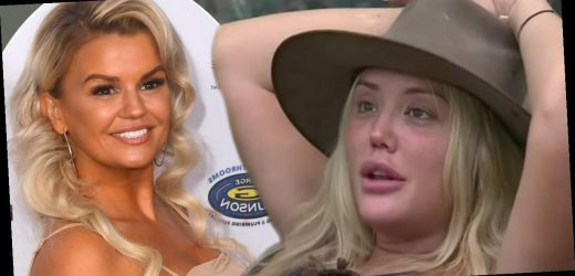 Kerry Katona compares Charlotte Crosby to a 'cross-eyed fish' as she urges her to stop having surgery