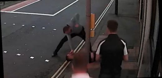 Brave victim shares footage of 'calculated and cold-blooded' street attack