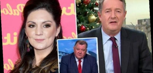 Piers Morgan: GMB host weighs in on Laura Tobin feud after 'ignorant weather girl' remark