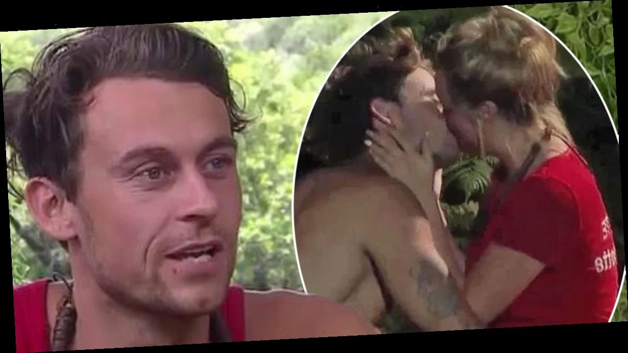 Charlotte Crosby's I'm A Celeb love interest Ryan Gallagher hints he would marry her as he opens up on steamy romance