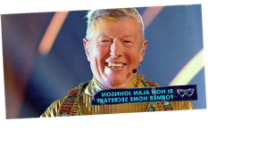 The Masked Singer fans are confused as Pharaoh is revealed to be former Home Secretary Alan Johnson