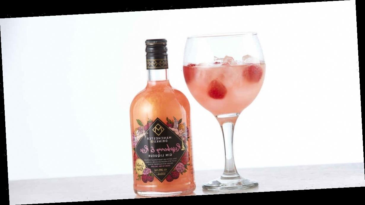 Home Bargains sells £8 shimmering rose and raspberry gin for Valentine's Day
