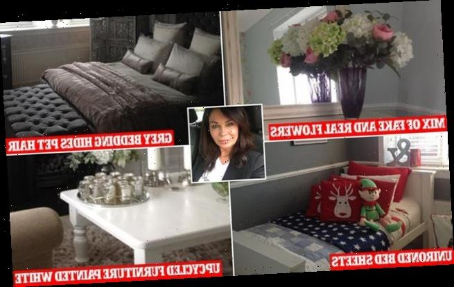 Mother reveals tricks she uses to make her house look tidy