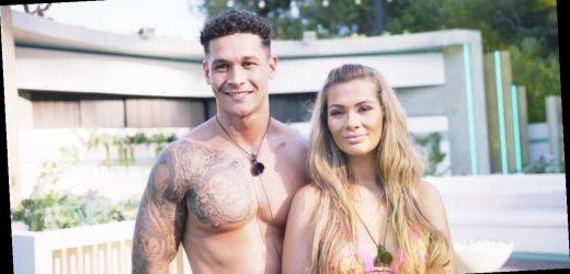 Love Island's Callum admits true feelings for Shaughna in steamy first date
