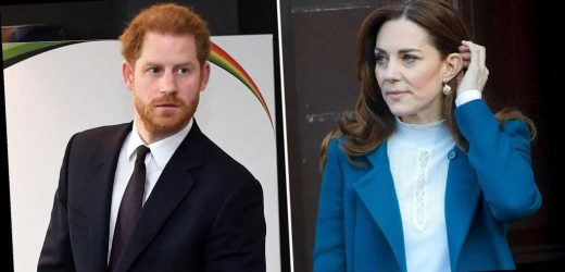 Duchess Kate 'Misses' Prince Harry Amid Royal Family Drama