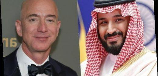 Saudi Crown Prince Hacked Jezz Bezos' Phone in 2018